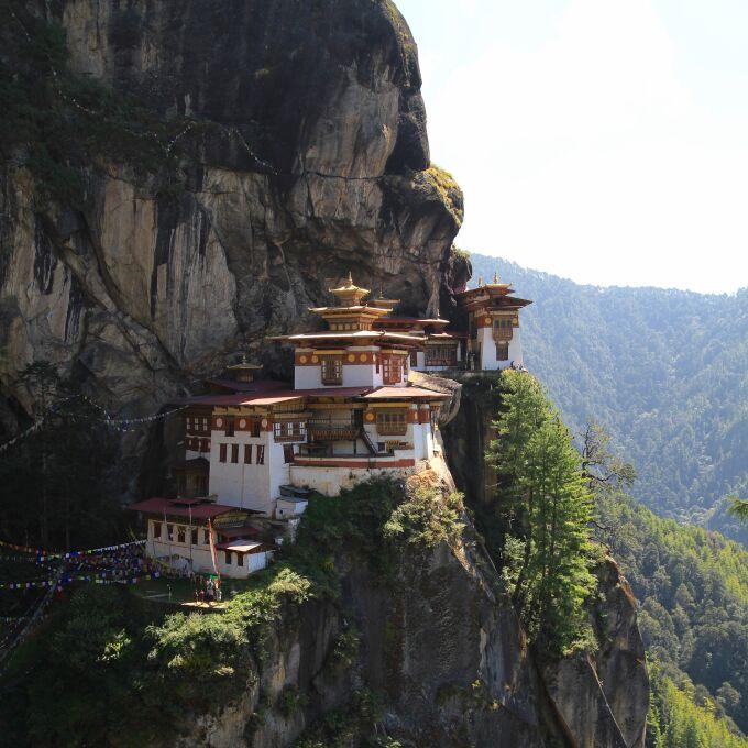 bhutan and nepal honeymoons