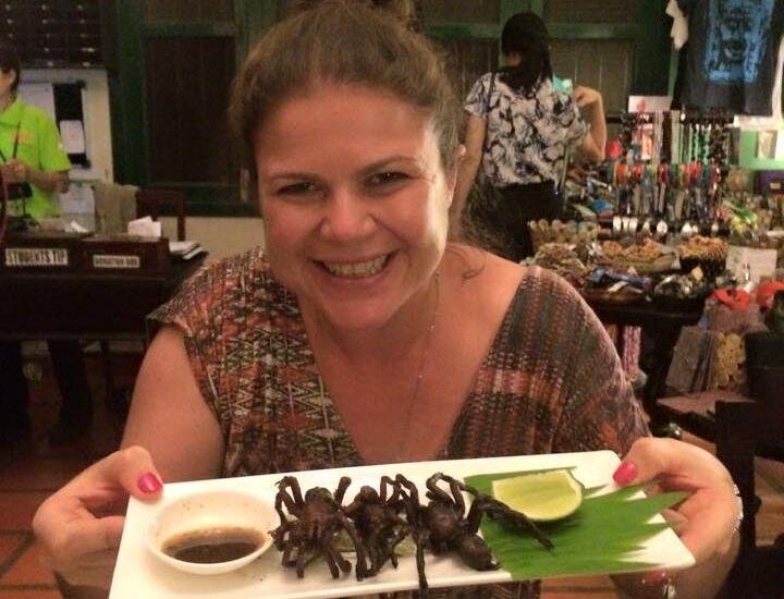 Louise in Bangkok