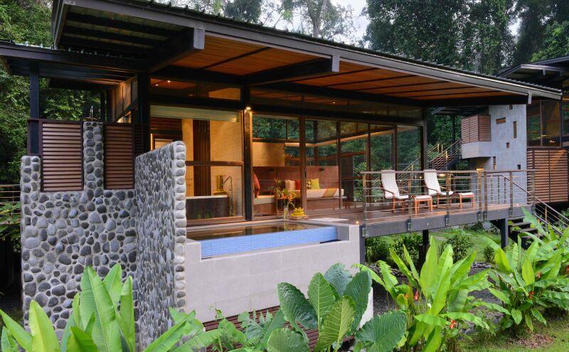 Exterior of Premium Villa