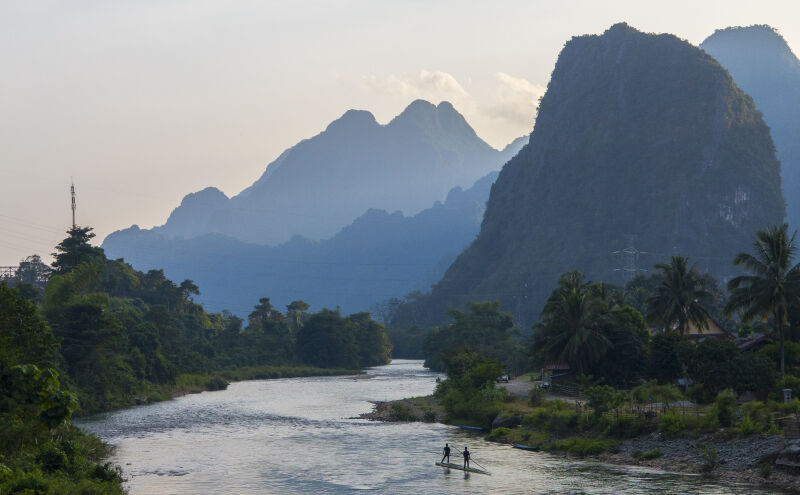 Laos holidays