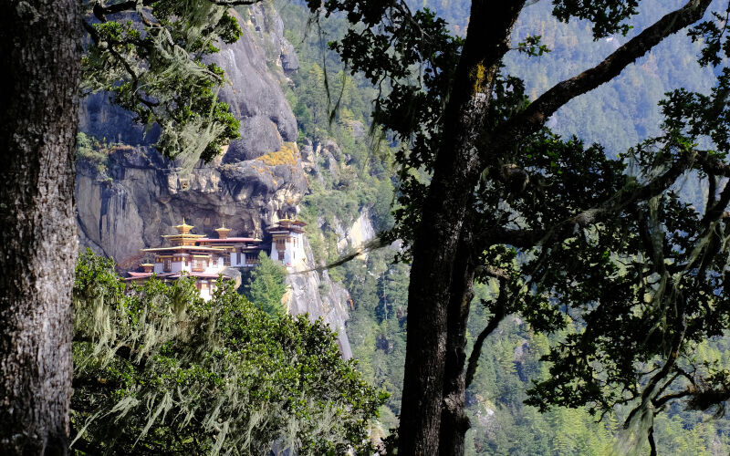 Bhutan weather and when to go