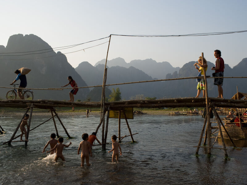 Highlights in Laos