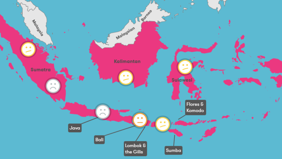 Indonesia Weather January Temperature Climate Best Time To Visit