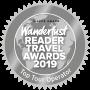 Wanderlust 2019 Silver Award