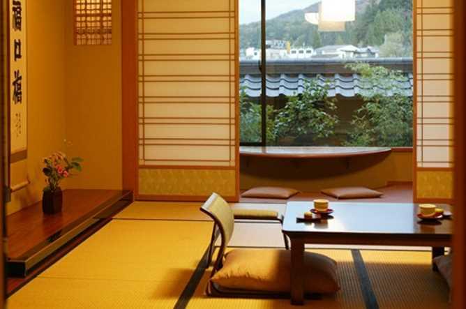 Traditional Japanese decor