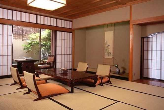 Traditional Japanese style rooms