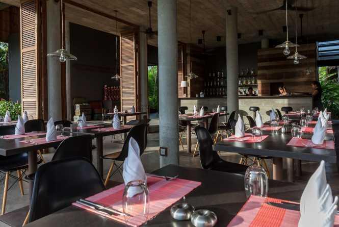 Monolith Restaurant