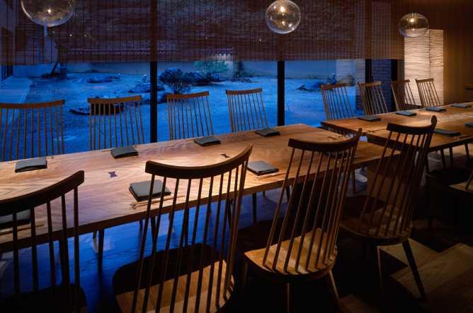 Touzan Japanese restaurant