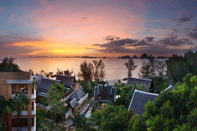 The Amari Vogue Krabi resort
