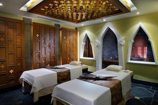 Breeze spa treatment room