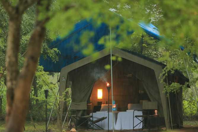 Big Game Tented Camp
