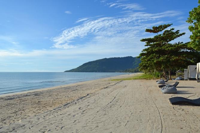 Stunning beachfront