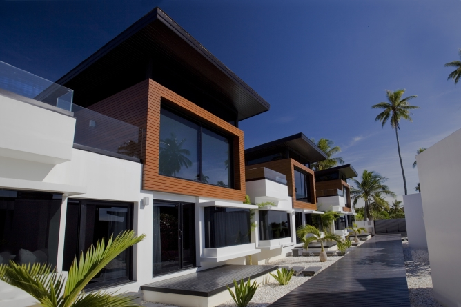 Family villas