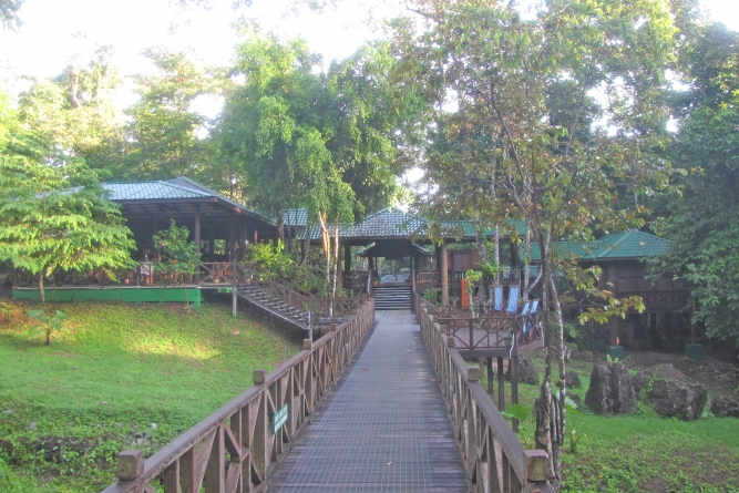 Tabin Wildlife Resort Lobby