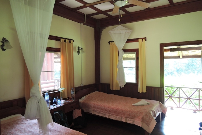 Twin bungalow interior