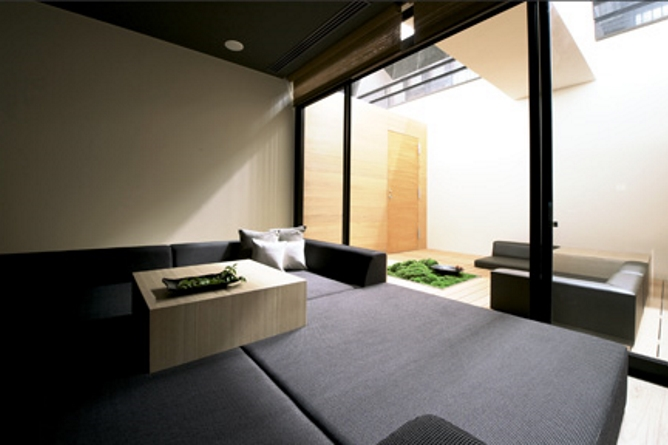 Maisonette room offers outdoor space