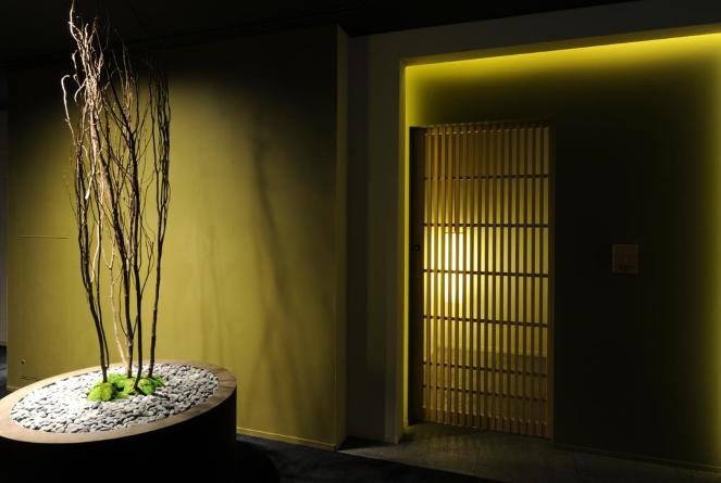 Lighting is a design focus