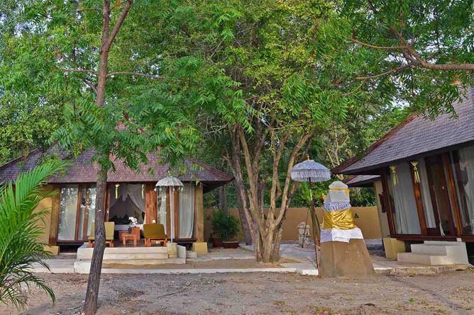 Lanai cottage style accommodation