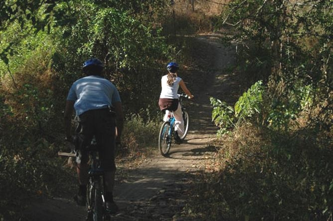 Cycling in West Bali National Park