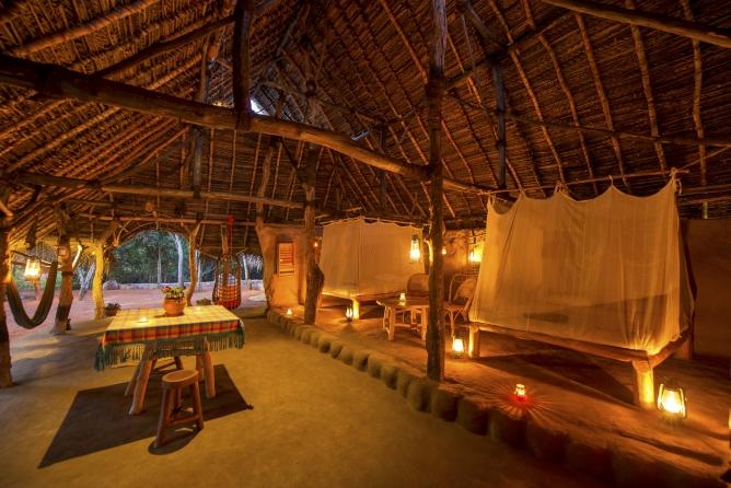 The Myla hut