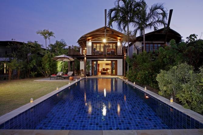 2 bedroom Grand Pool Villa