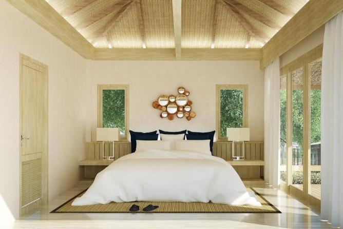 Natural Cottage interior