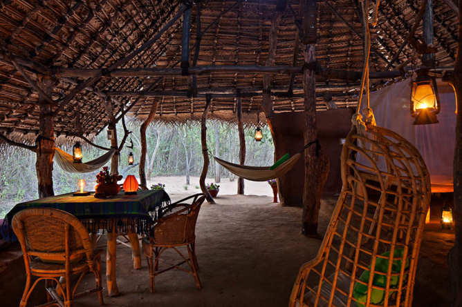 The Family hut