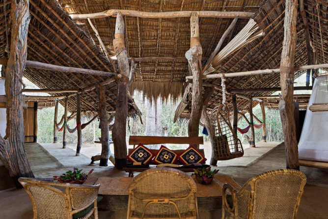 The Palu hut