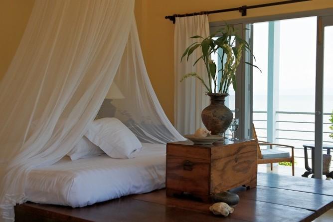 Seaview double bedroom