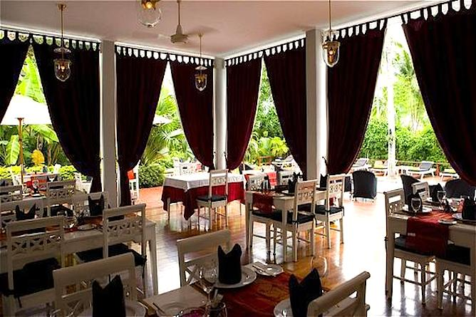Elephant Blanc restaurant
