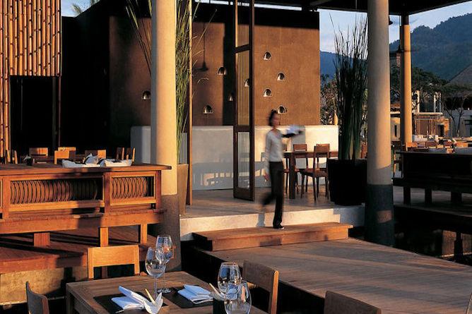 Acala fine dining restaurant