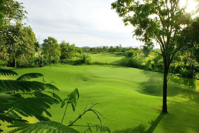 Jack Nicklaus championship standard golf course