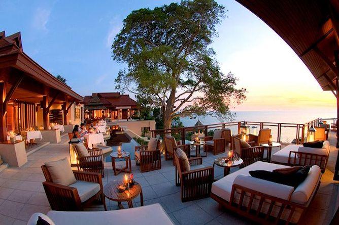 Rak Talay Beach Bar and Restaurant