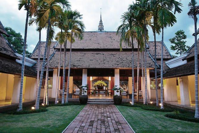 The delightful Rachamankha in Chiang Mai