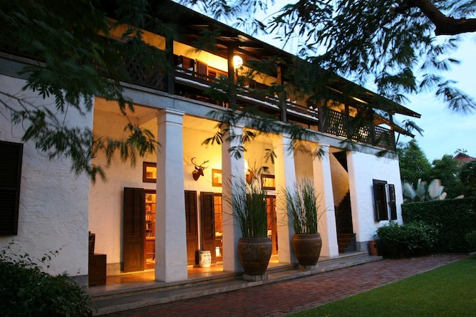 The classical architectural style at Rachamankha