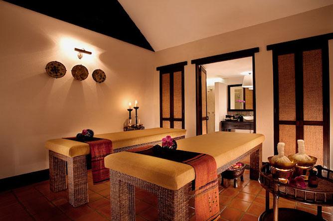 The village spa