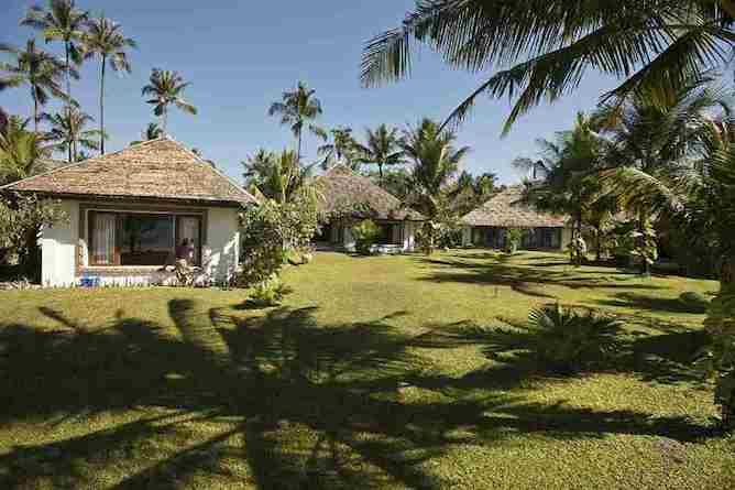 The villas & gardens