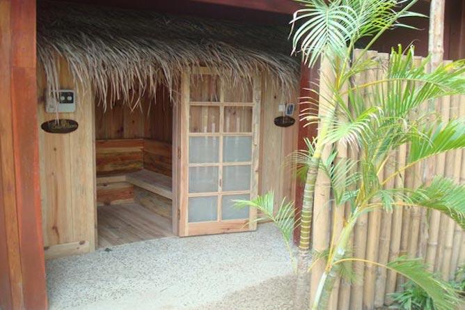 Sauna & steam bath