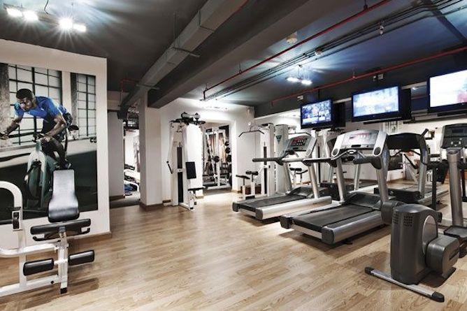 Gym & wellness studio