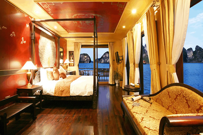 Violet suite