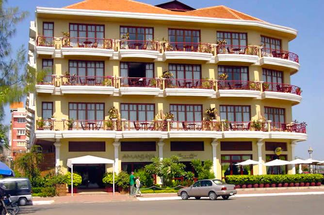 The Amanjaya Pancam Hotel
