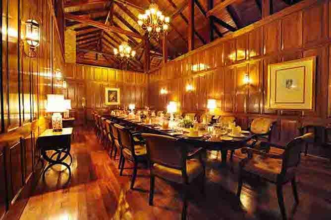 Hotel Pyin Oo Lwin Restaurant