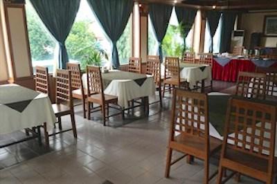 Restaurant & coffee shop