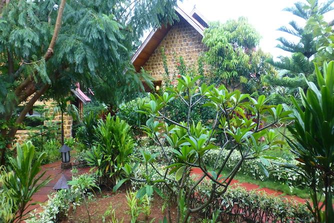 The rustic organic gardens