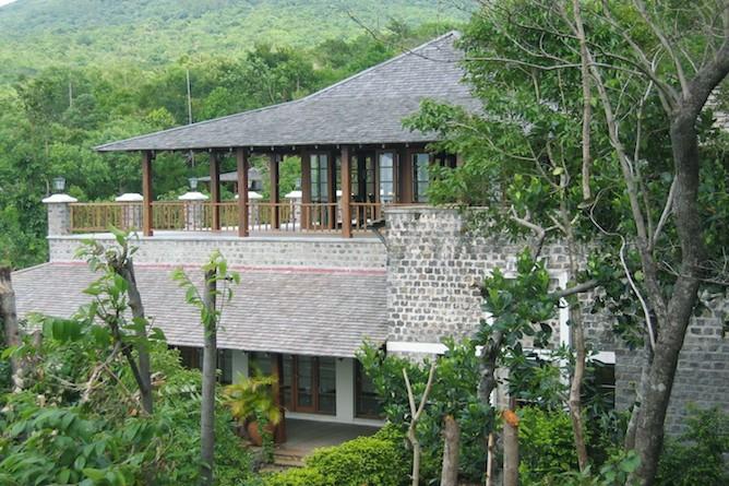 Popa Mountain Resort