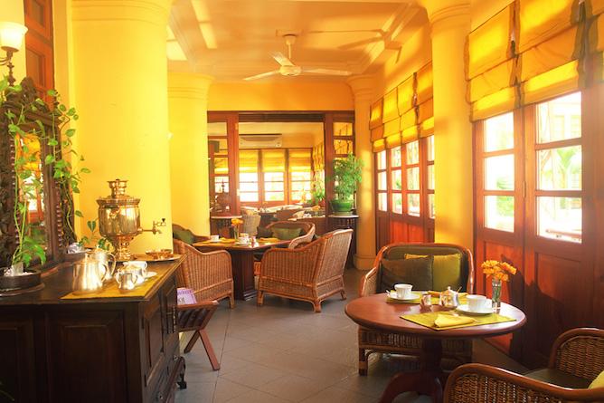 Café Yangon