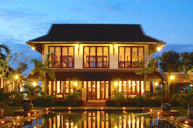 The stylish Green Park hotel