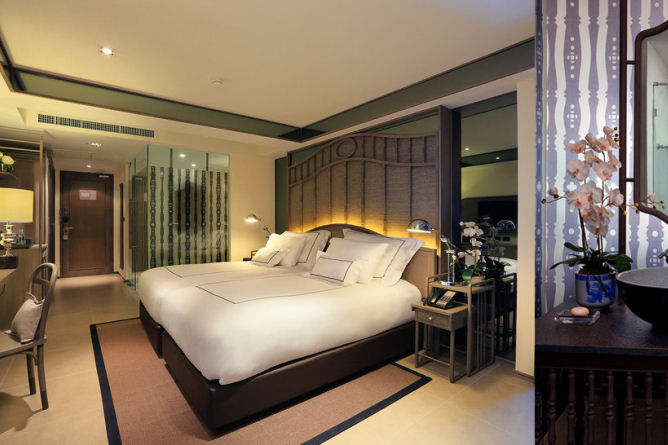 Deluxe Riva Room
