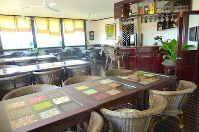 Sedone Terrace restaurant