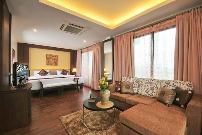 Salana Boutique Hotel suite